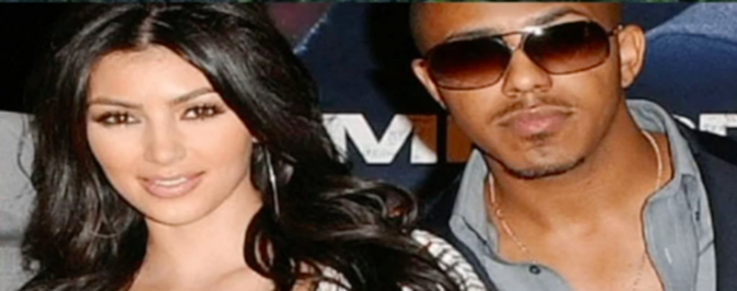 Kim Kardashian et Marques Houston