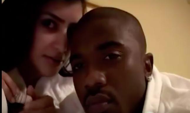 Kim Kardashian et Ray J