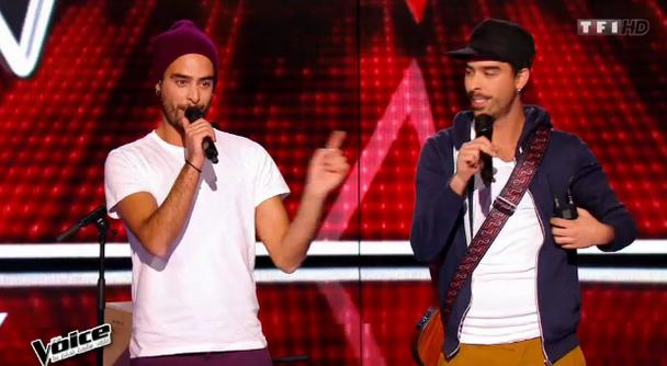 Photos : The Voice : Derya, Haylen et Marc font un carton auprès du jury !