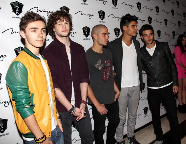 The Wanted, les seuls concurrents des One Direction ?