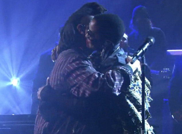 The Weeknd et Lauryn Hill