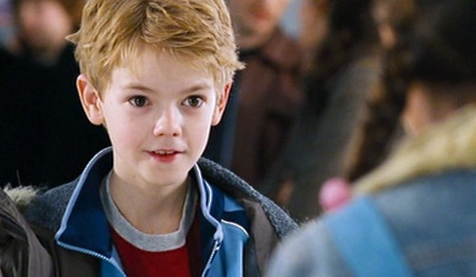 Thomas Brodie-Sangster dans Love Actually