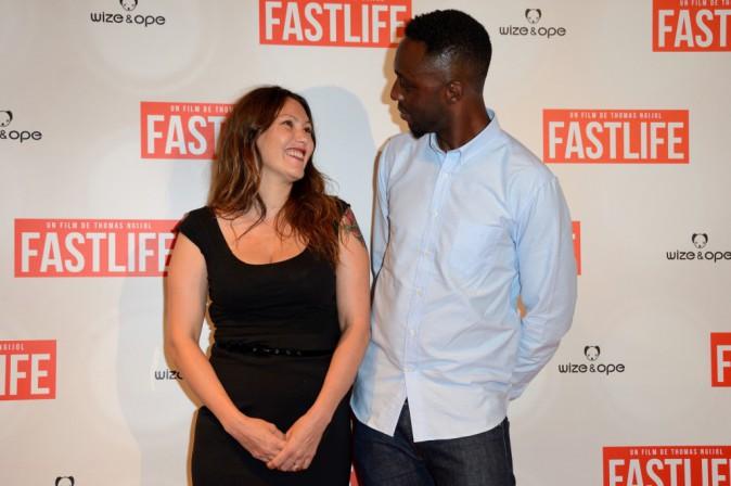 Photos : Thomas Ngijol et Karole Rocher : heureux et radieux les amoureux !