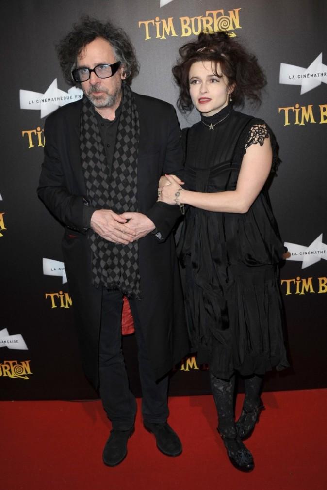 Tim et Helena, amoureux comme au premier au jour !