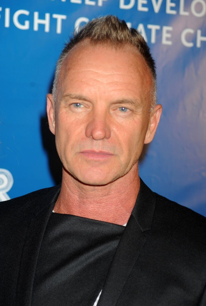 Sting croit au paranormal...
