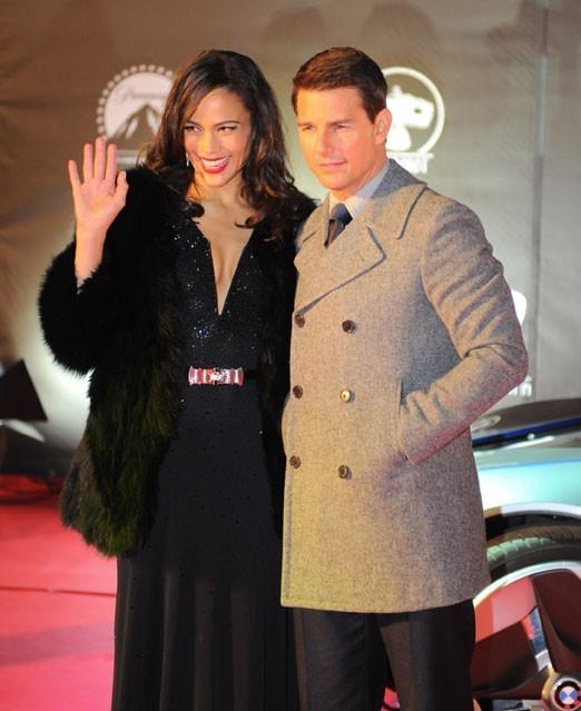 ...Tom Cruise annonce Top Gun 2