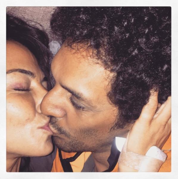 Photos : Tomer Sisley et sa chérie : un drame dans leur