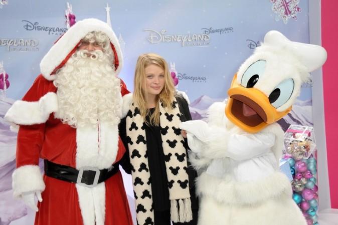 Mélanie thierry a-t-elle donné sa liste au Père Noël ?