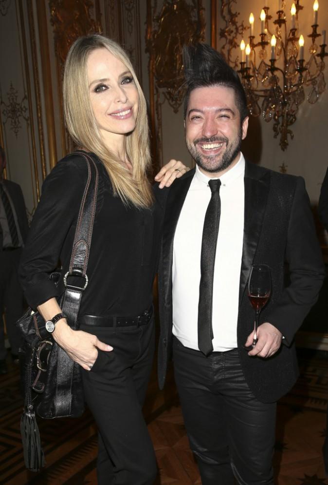 Photos : Tonya Kinzinger : ambassadrice glamour aux côtés de Chris Marques !