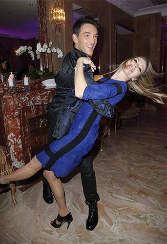 Photos : Tonya Kinzinger et Maxime Dereymez : retrouvailles renversantes face à Élodie Gossuin et son homme, duos radieux !