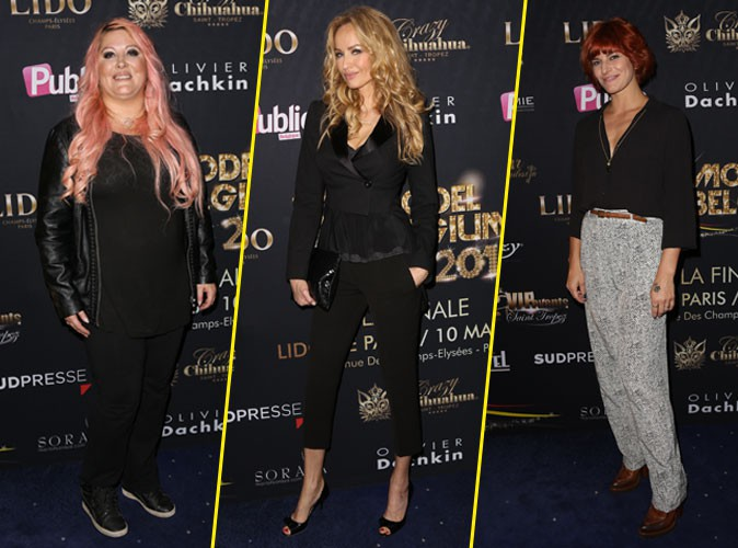 Top Model Belgium 2015 : Loana, Adriana Karembeu, Fauve Hautot : les stars du show !