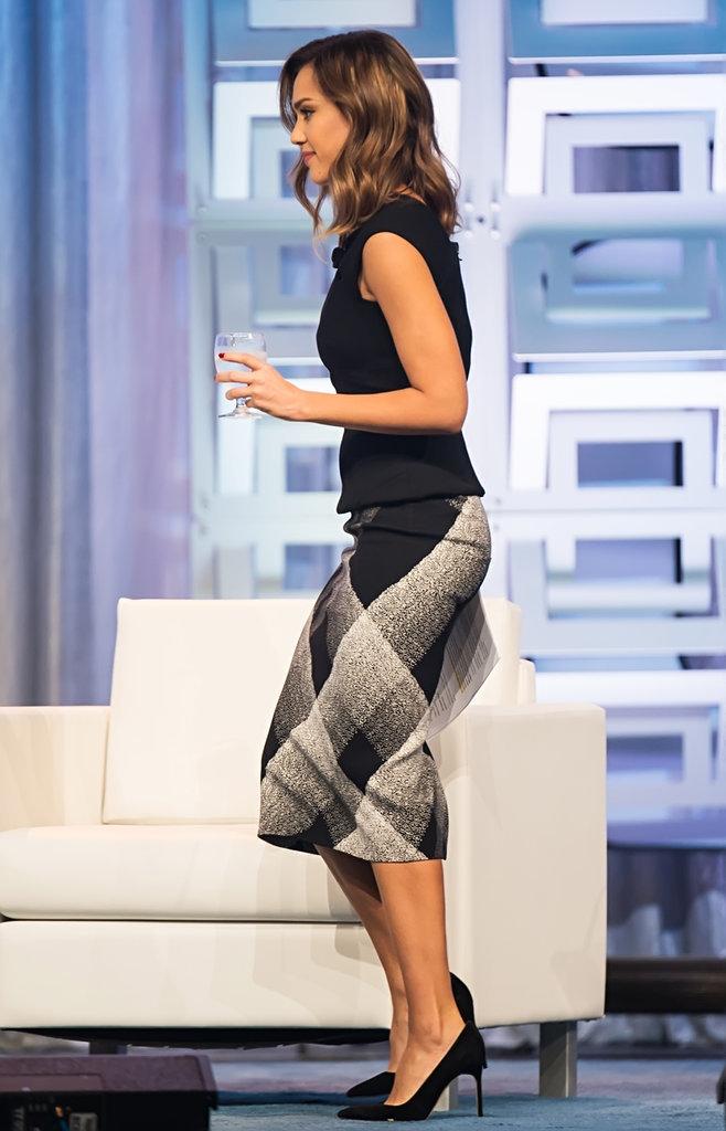 Jessica Alba le 19 novembre 2015
