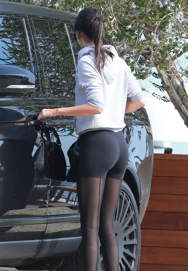 Kylie et Kendall Jenner à Malibu le 16 mai 2015