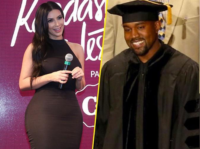 toujours plus moul�e, Kim Kardashian f�licite son