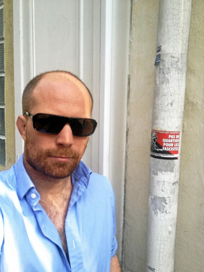 """Benoît Baume, directeur de la rédaction de Fisheye : """"le selfie 2.0, c'est le selfie second degré !"""""""