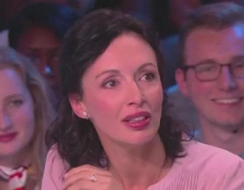 Géraldine Maillet : Prof de maths