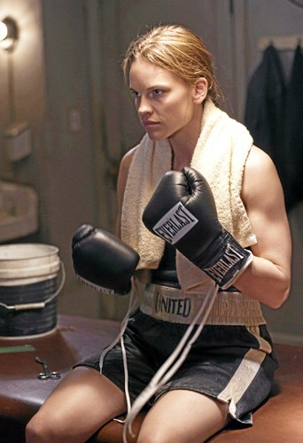 Hilary Swank : Championne du boxe-office.