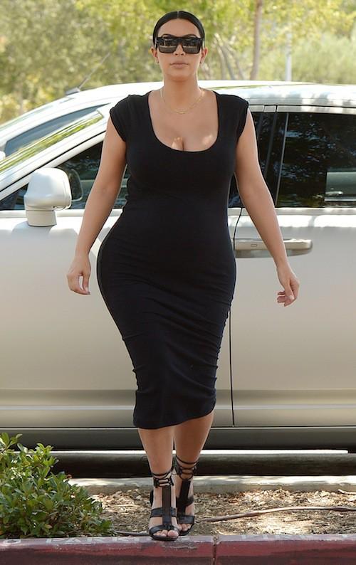 Photos : Kim Kardashian, comment les critiques ont tué son sourire !