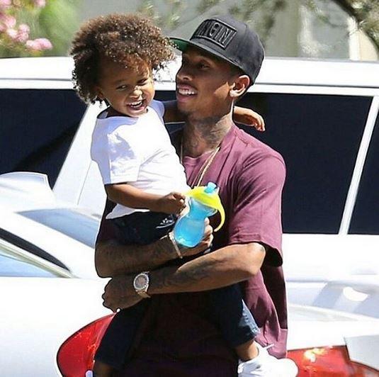 Tyga : papa gaga, il fête dignement les trois ans de son baby boy !