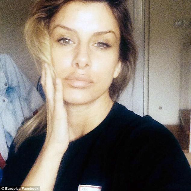 Slobodanka Tosic, ex-Miss Bosnie