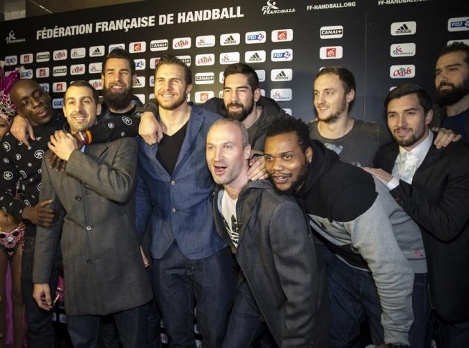 Une fiesta bien méritée pour l'équipe de France de hand !