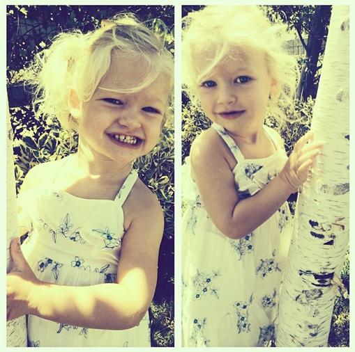 Maxwell, la fille de Jessica Simpson et Eric Johnson