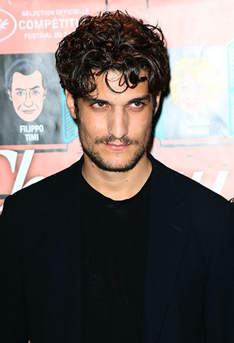 Louis Garrel à Paris le 29 octobre 2013