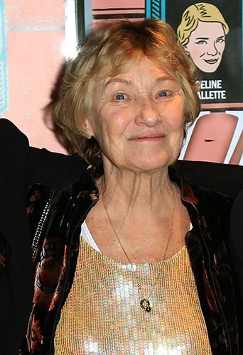 Marisa Borini à Paris le 29 octobre 2013