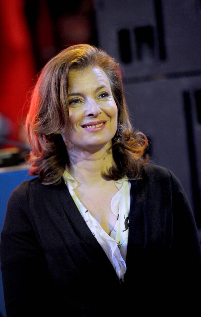 Valérie Trierweiler, Première Dame de France !