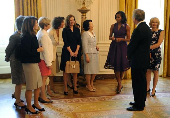 Visite de la Maison-Blanche !