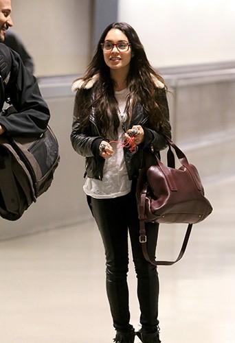 Vanessa Hudgens à Los Angeles le 15 novembre 2013