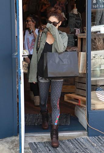 Vanessa Hudgens à Studio City le 2 août 2013