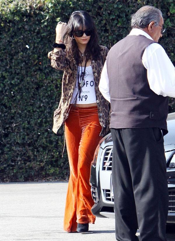 Vanessa Hudgens de retour en mode hippie !