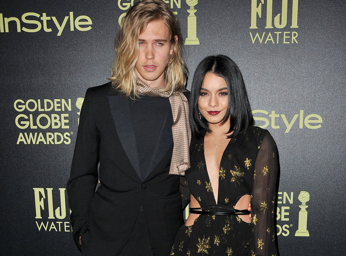 Photos : Vanessa Hudgens : rare apparition glamour avec son chéri !