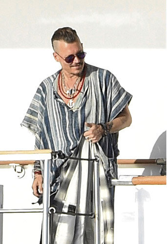 Photos : Vanessa Paradis & Johnny Depp : Leurs rendez-vous secrets !