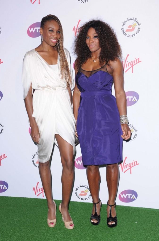 Les soeurs Williams font leur entrée à Wimbledon