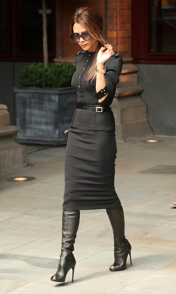Victoria Beckham le 26 juin 2012 à Londres
