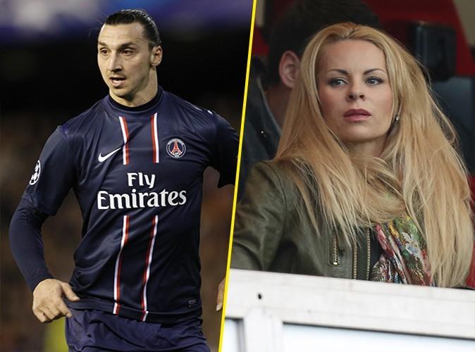 Helena Seger, la femme de Zlatan Ibrahimovic, est une vraie force dans le clan du PSG !