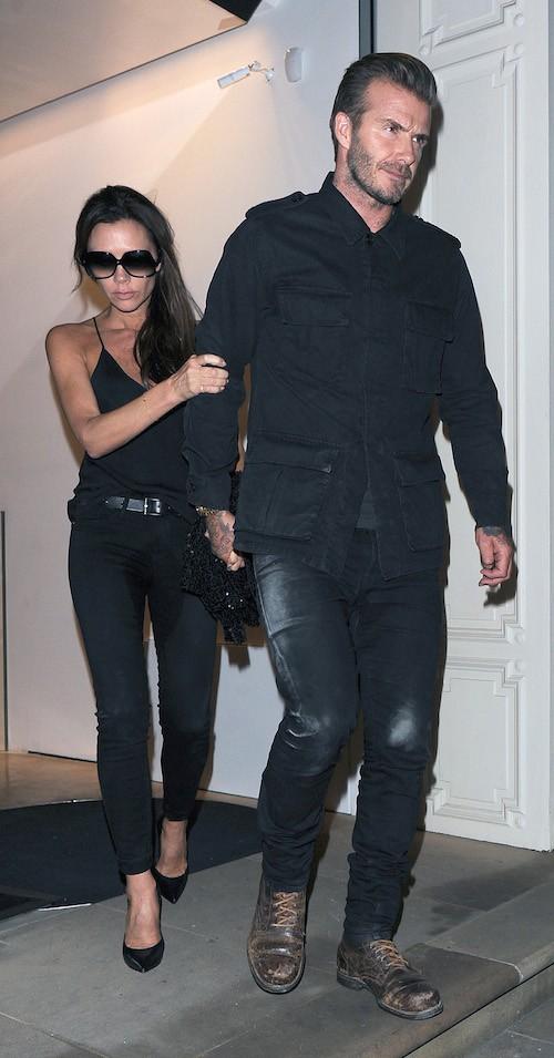 Photos : Victoria Beckham : ça fuite !