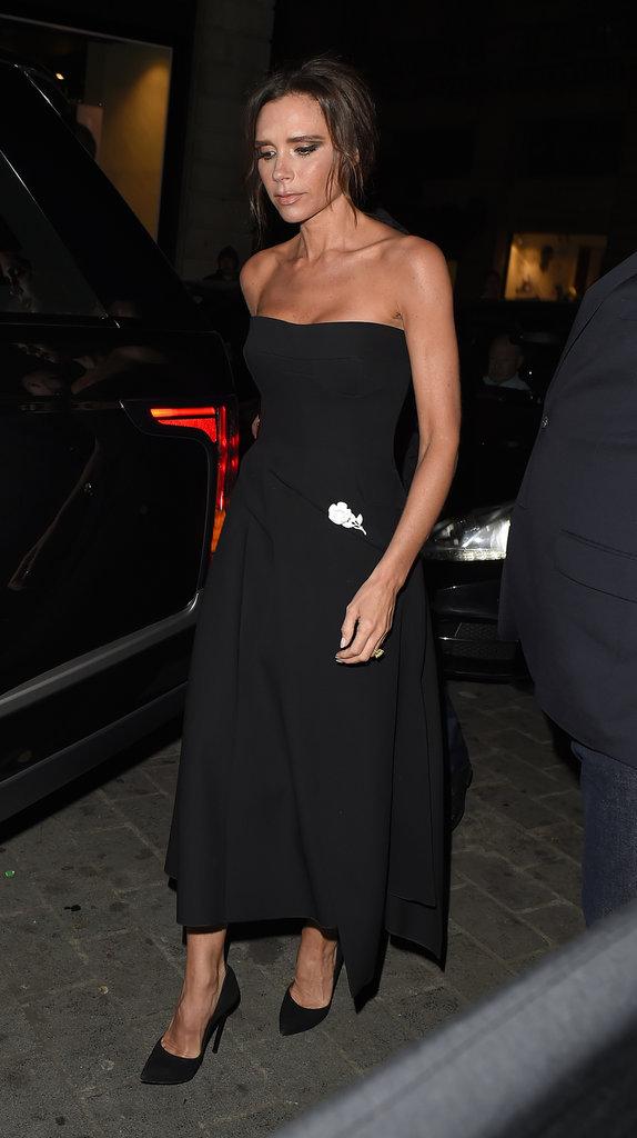 Victoria Beckham le 3 novembre 2015