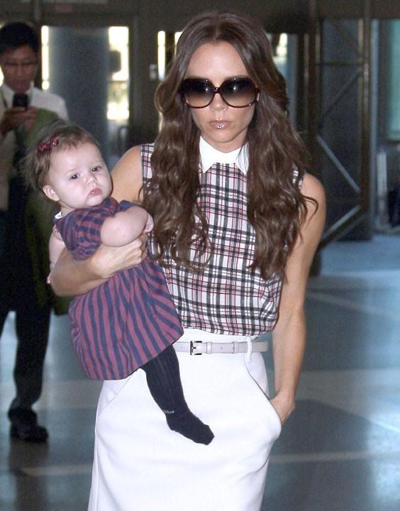 Posh en fait-elle trop avec sa fille ?