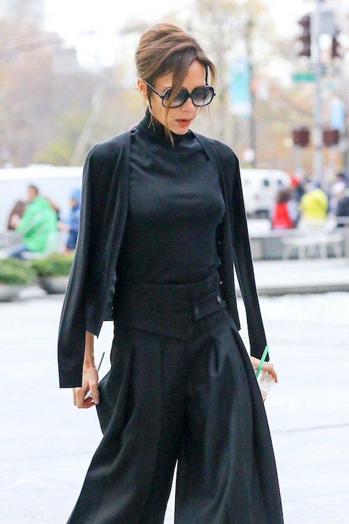 Photos : Victoria Beckham : la fashionista est de retour plus en forme que jamais !