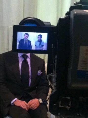 Pendant les interviews