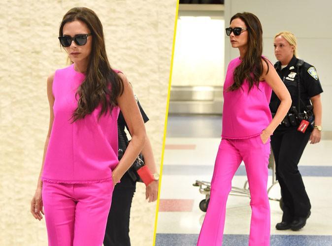 Victoria Beckham à New York le 8 août 2015