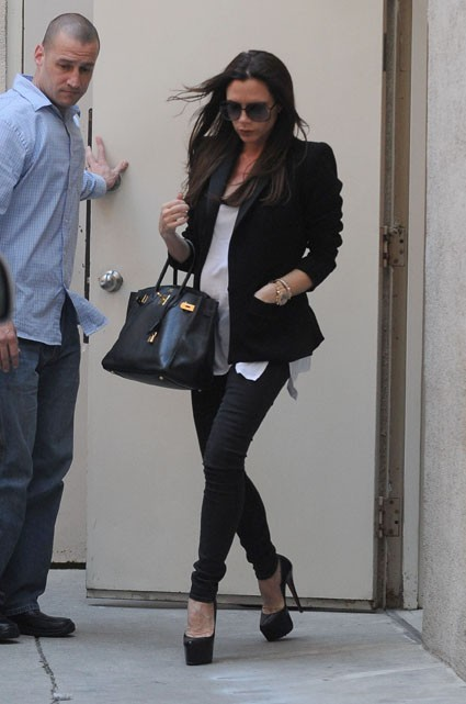 Victoria Beckham à Beverly Hills, le 7 avril 2011.
