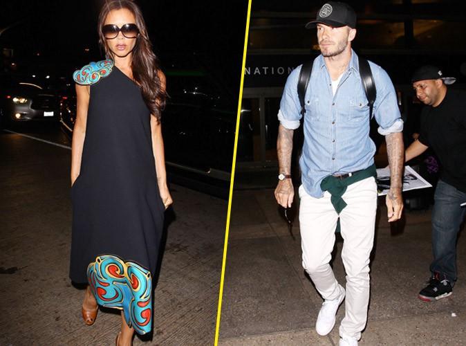Photos : Victoria et David Beckham, un couple qui rajeunit !