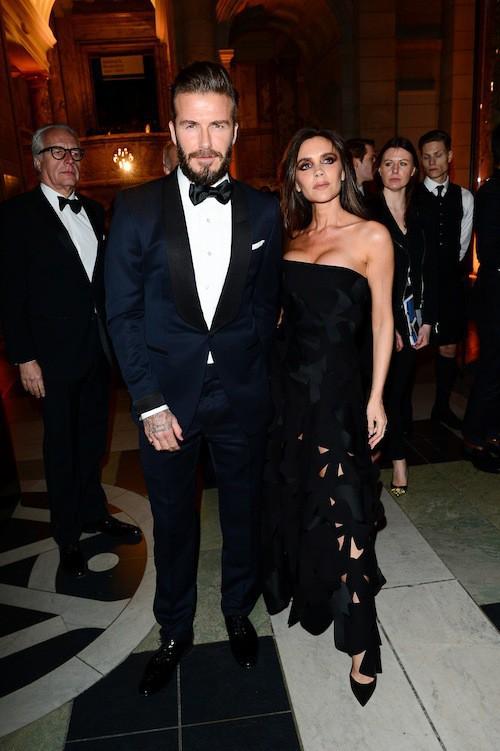 Photos : Victoria et David Beckham : un couple toujours aussi sulfureux !