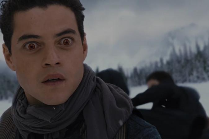 Rami Malek dans Twilight