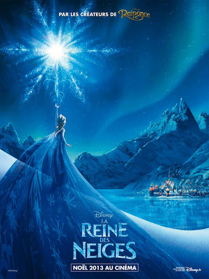 Martina Stoessel alias Violetta a traduit la chanson Frozen de l'espagnol pour La reine des neiges !