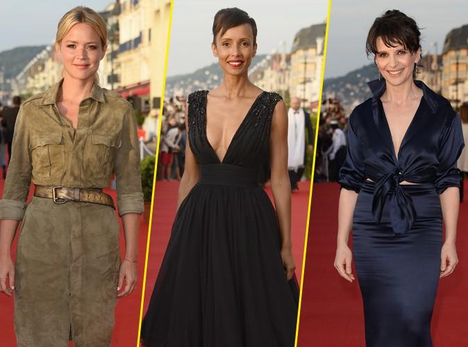 Virginie Efira, Sonia Rolland, Juliette Binoche : trois drôles de dames font leur cinéma !